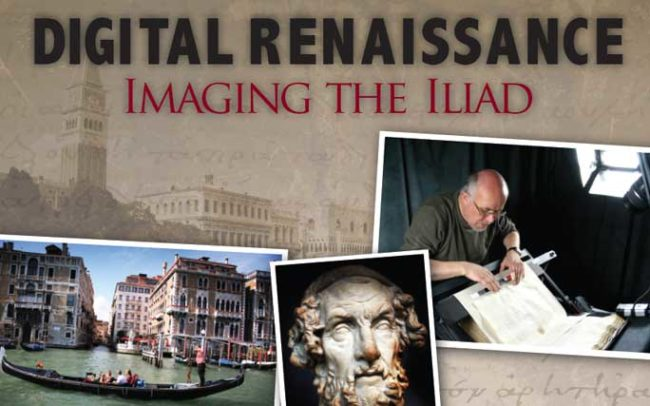 Imaging the Iliad - featured icon