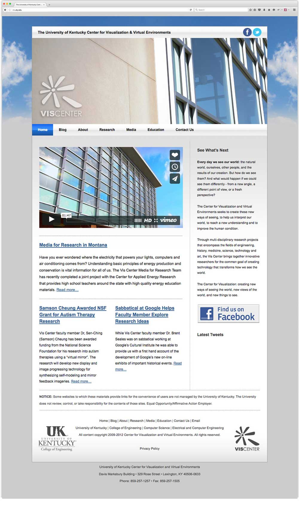 Benezet & Associates website