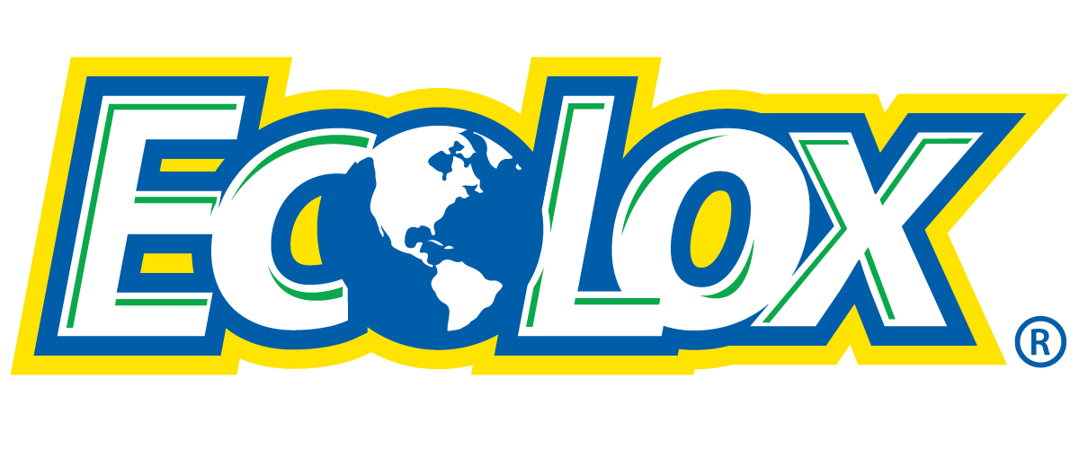 EcoLox Dyes logo design