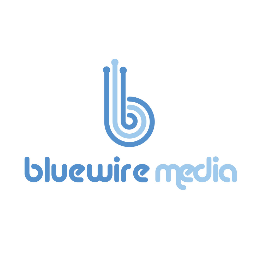 Bluewire Media - Logo Design