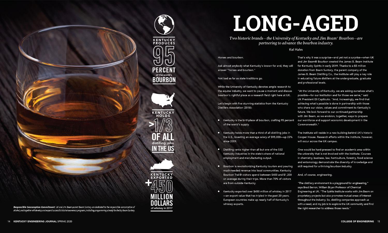 KEJ Fall 2020 Bourbon Spread