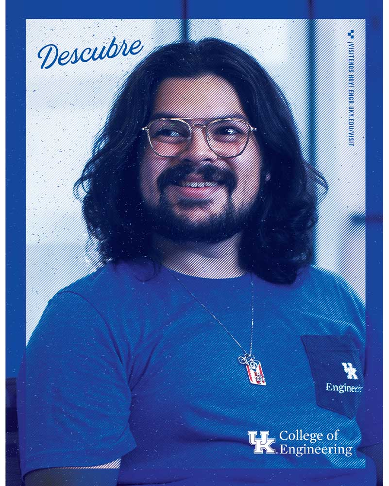 Kentucky Engineering Hispanic Viewbook Brochure 2020