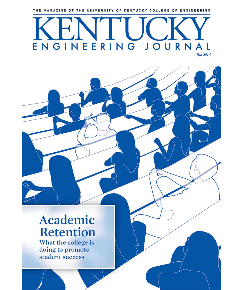 Kentucky Engineering Journal Fall 2016 Cover