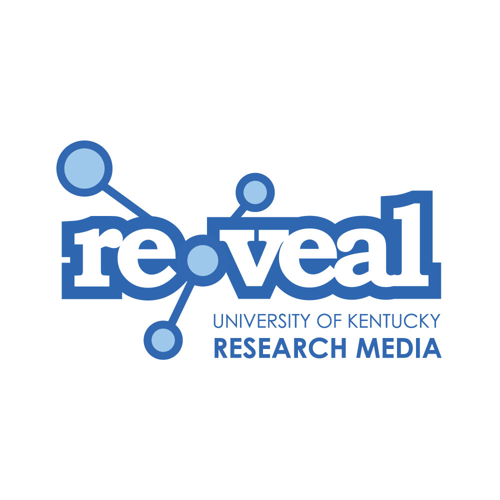 UK Research Media (reveal) - Logo Design