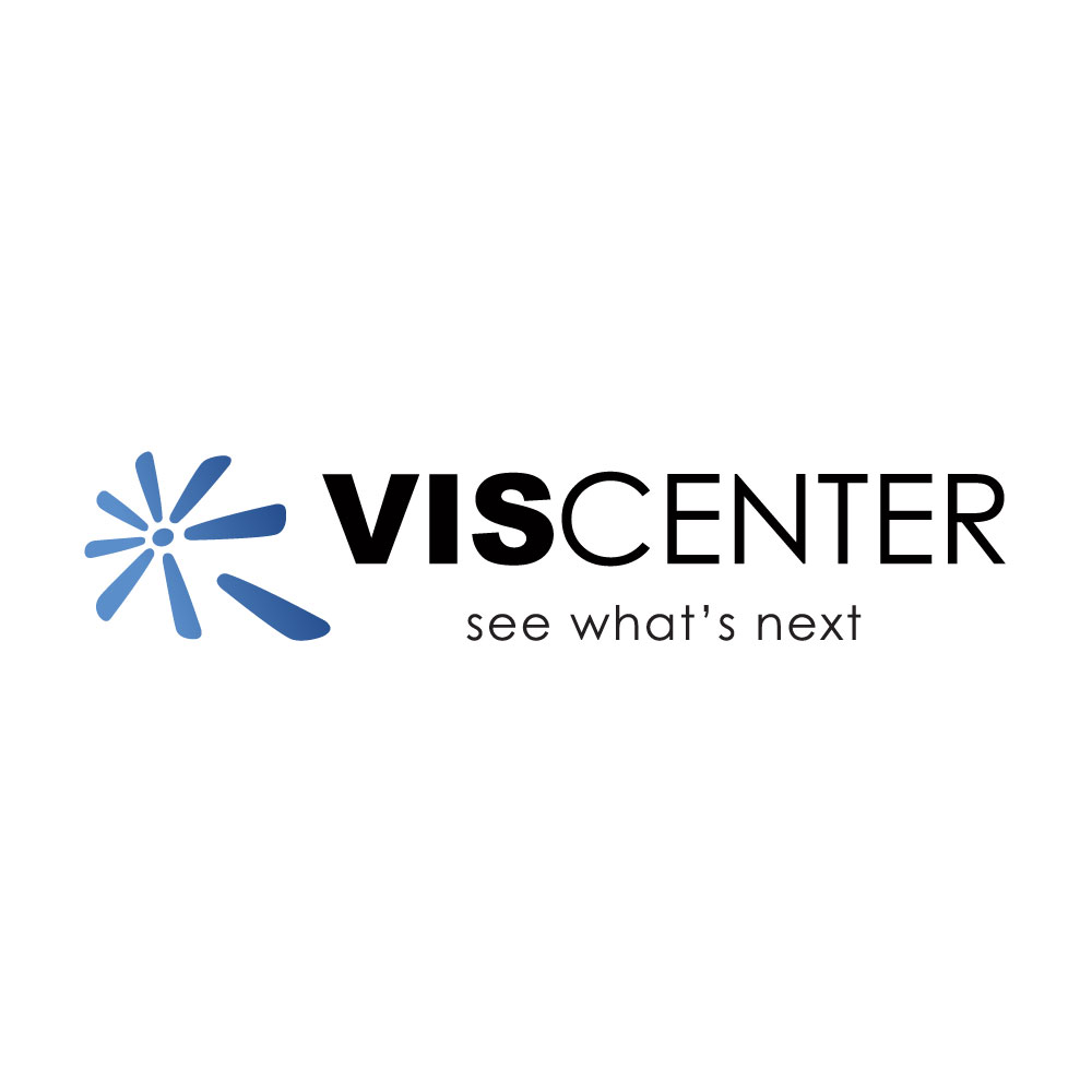 Vis Center - Logo Design