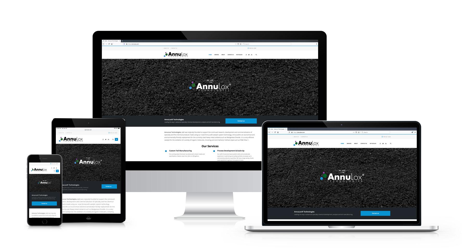 Responsive Website Design - by Camenisch Design
